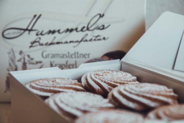 Hummel's Gramastettner Krapferl