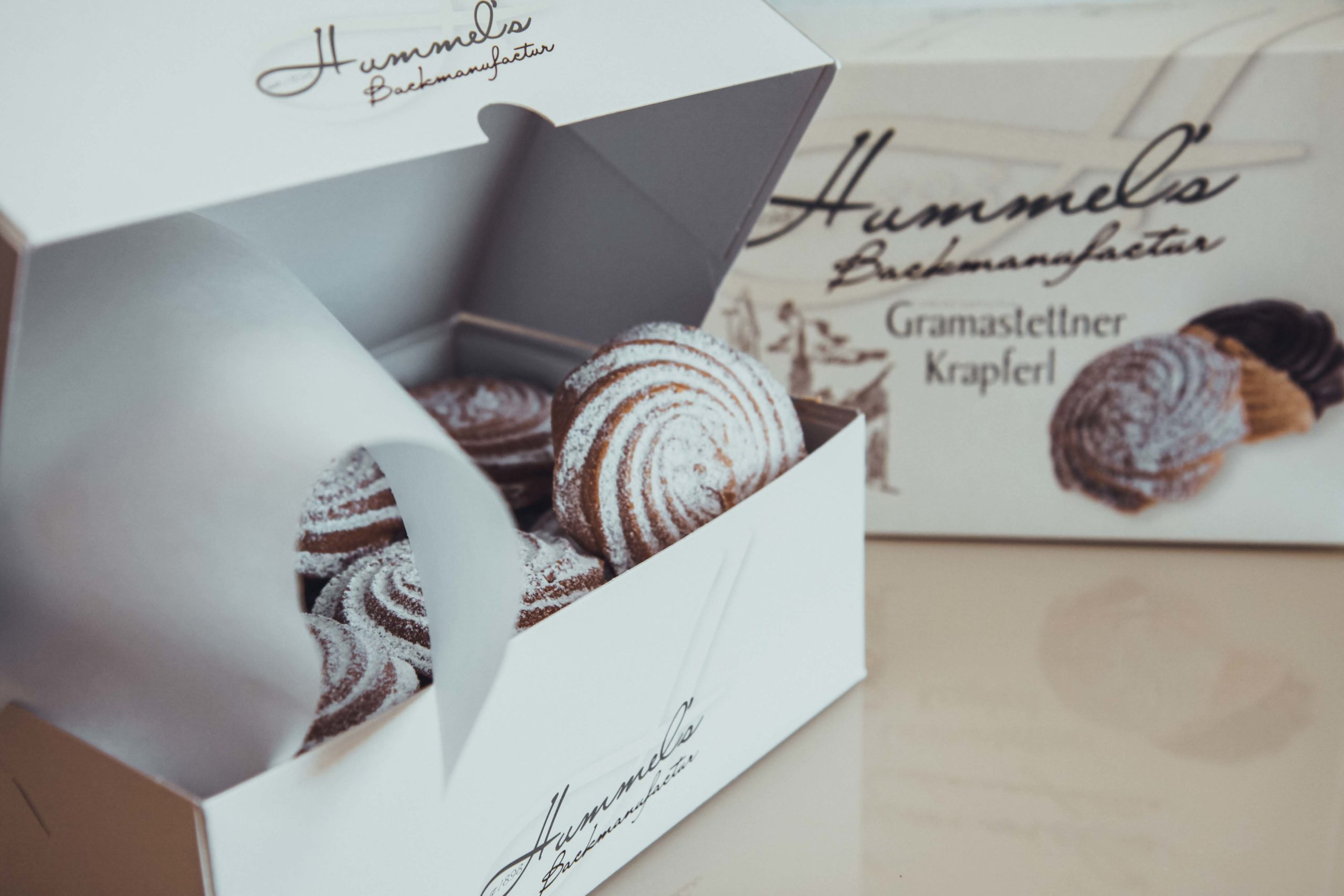 Hummel's Original Gramastettner Krapferl