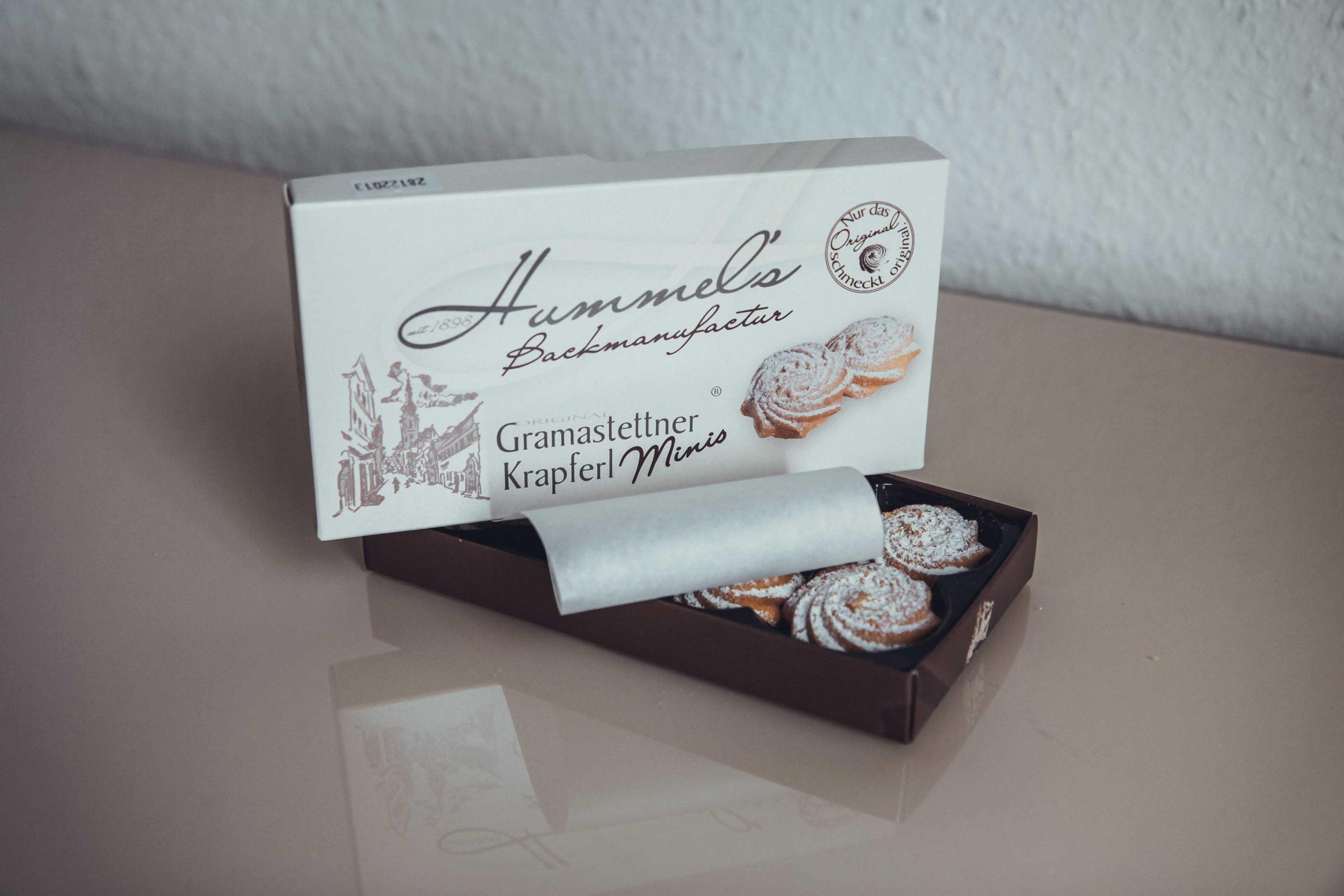 Hummel's Gramastettner Krapferl Minis